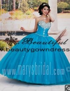PC Mary's Prom Quinceanera ballgown dress sweet 16